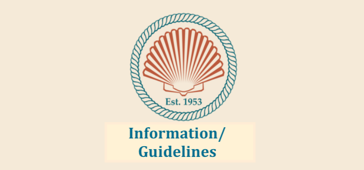 Guidelines and Information